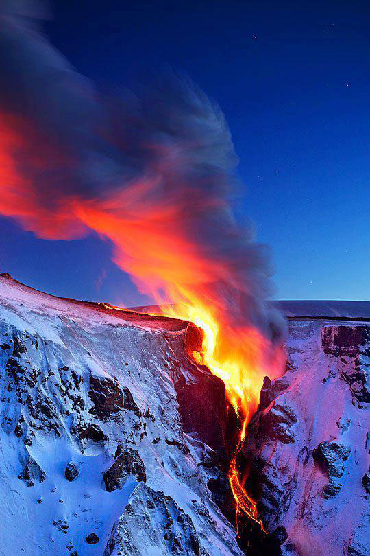 Volcano,-Iceland_hamazight-Thafsouth_Eliane_Torino