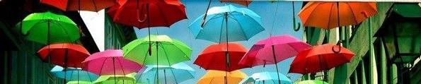 colorful-umbrellas-happy
